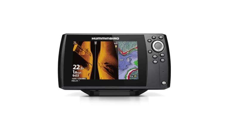 Humminbird HELIX 7 Chirp GPS G3 - 410950-1