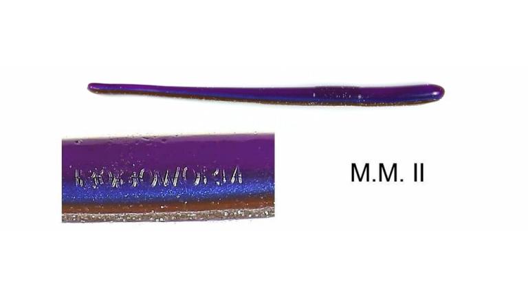 Roboworm Straight Tail Worm - ST-B296