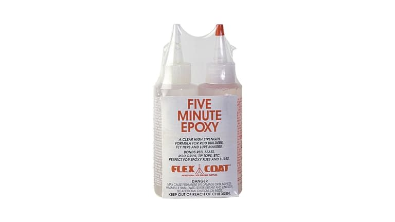 Flex Coat Five Minute Epoxy
