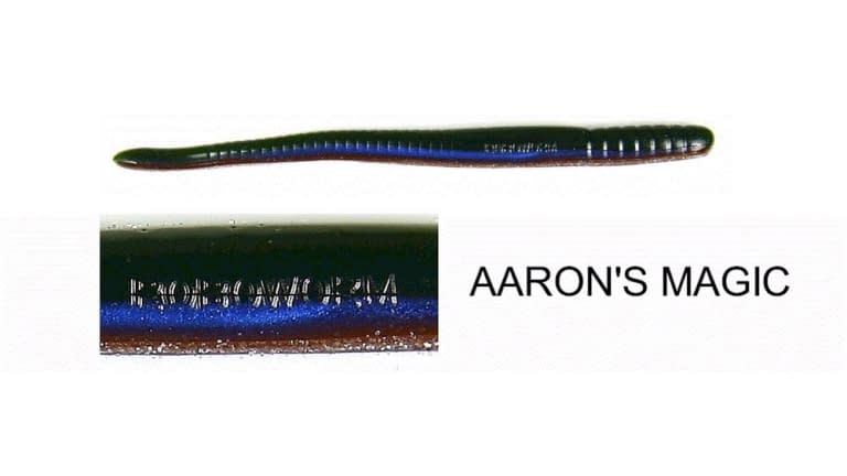 Roboworm Fat Straight Tail Worm - SF-8296