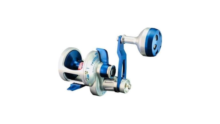 Accurate Boss Valiant 2-Speed Lever Drag Reels