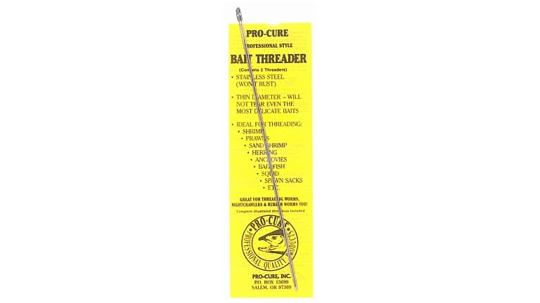 Pro-Cure Bait Threader