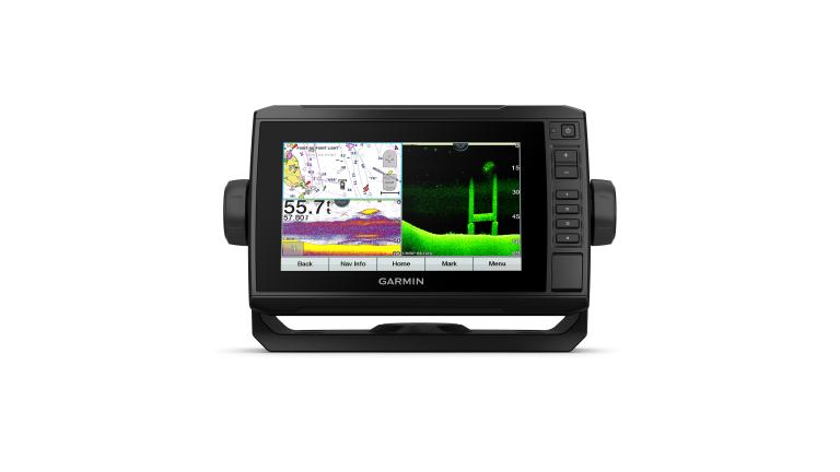 Garmin ECHOMAP UHD 72cv Fishfinder/Chartplotter Combo