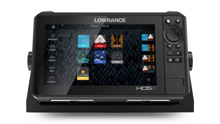 Lowrance HDS-9 Live AMER