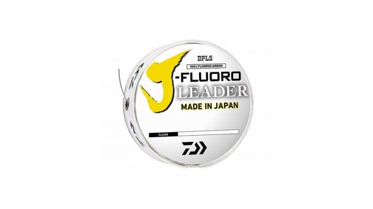 Daiwa J-Fluorocarbon Leader 100yd