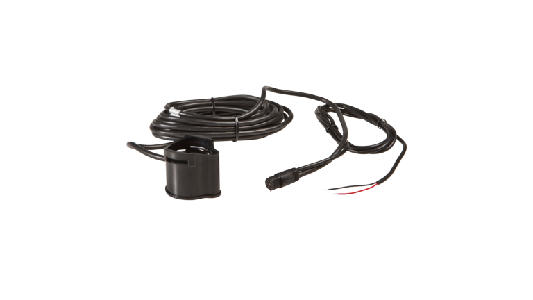 Lowrance PDT-WSU 83/200kHz pod style transducer with temp and 10ft cable