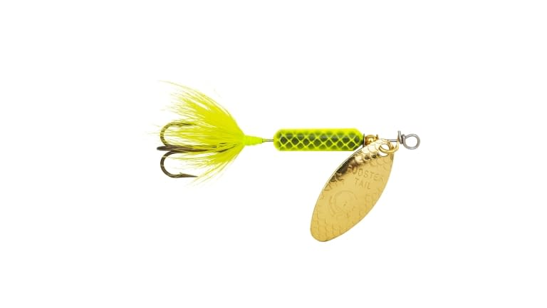 Worden's Rooster Tail Spinners - 208 CHR
