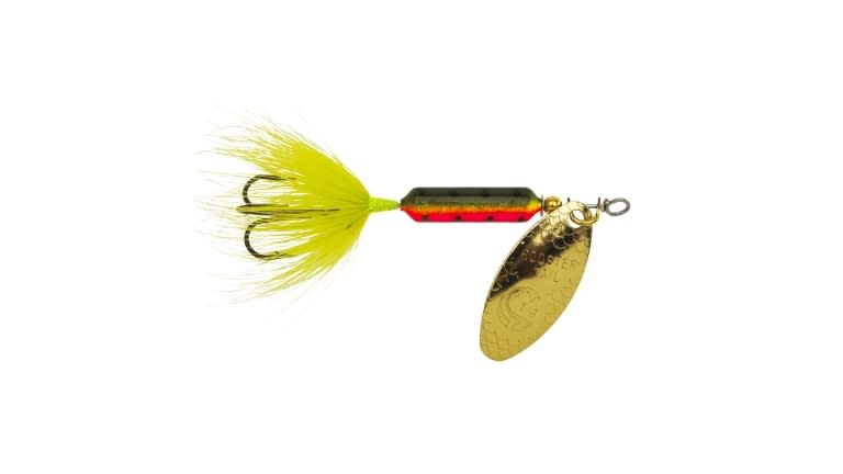 Worden's Rooster Tail Spinners - 206 FRT
