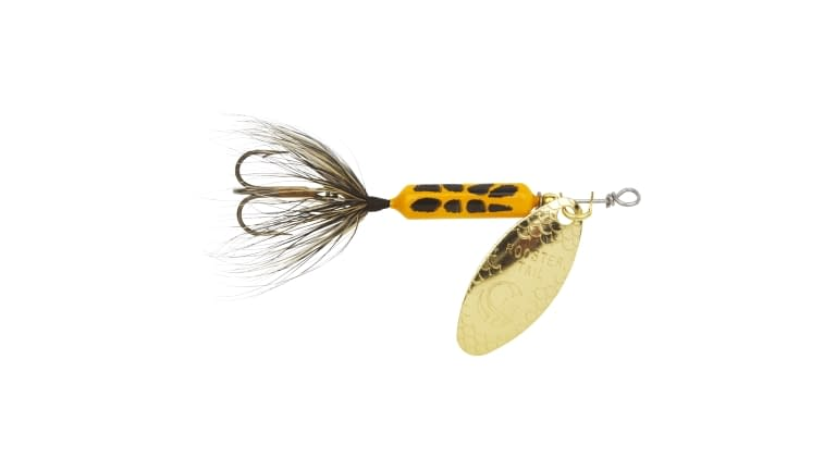 Worden's Rooster Tail Spinners - 208 YLCD