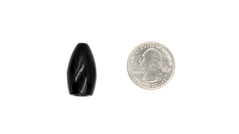 EZ-Weights Tungsten Bullet Weight - Black