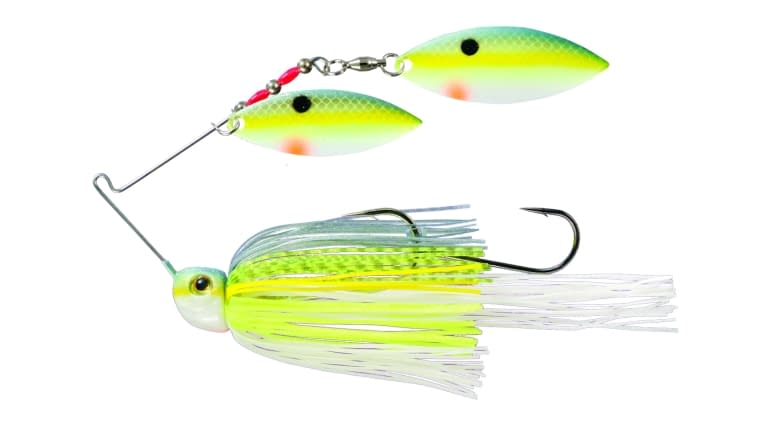 Strike King Tour Grade Painted Blade Spinner Bait - TGSB12WW-538P