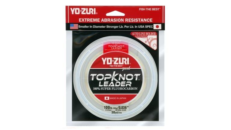 Yo-Zuri Top Knot Leader 30yd - TKLD100LBNCL30YD