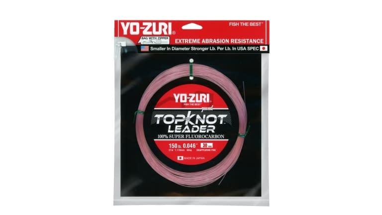 Yo-Zuri Top Knot Leader 30yd - TKLD150LBDP30YD