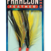 P-Line Farallon Feather - Style: Yellow Black